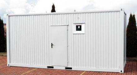 Sestavy buněk kontejnerů pro stavby i sklady, Most