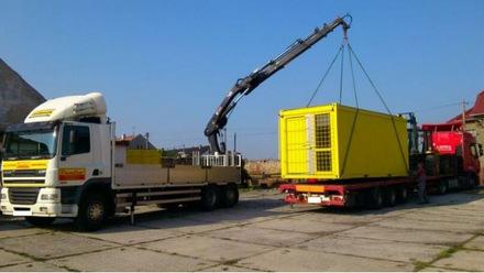 Široký výběr kontejnerů jako prostory pro kanceláře či jiné technické místnosti