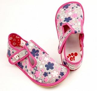 Kvalitní, pohodlné dětské papučky, přezůvky, tenisky do školy - eshop, prodej