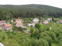 Obec Čenkov, okres Příbram, krásná příroda a bohatý kulturní život