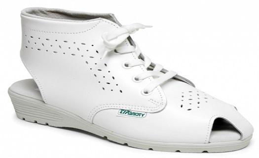 Komfortní pracovní obuv Třebíč