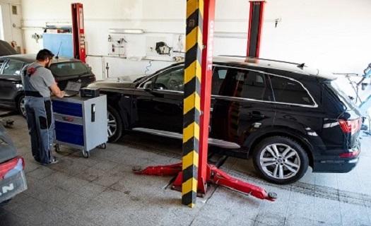 Autoopravna a diagnostika koncernových vozů značek Audi, Škoda, Seat a Volkswagen