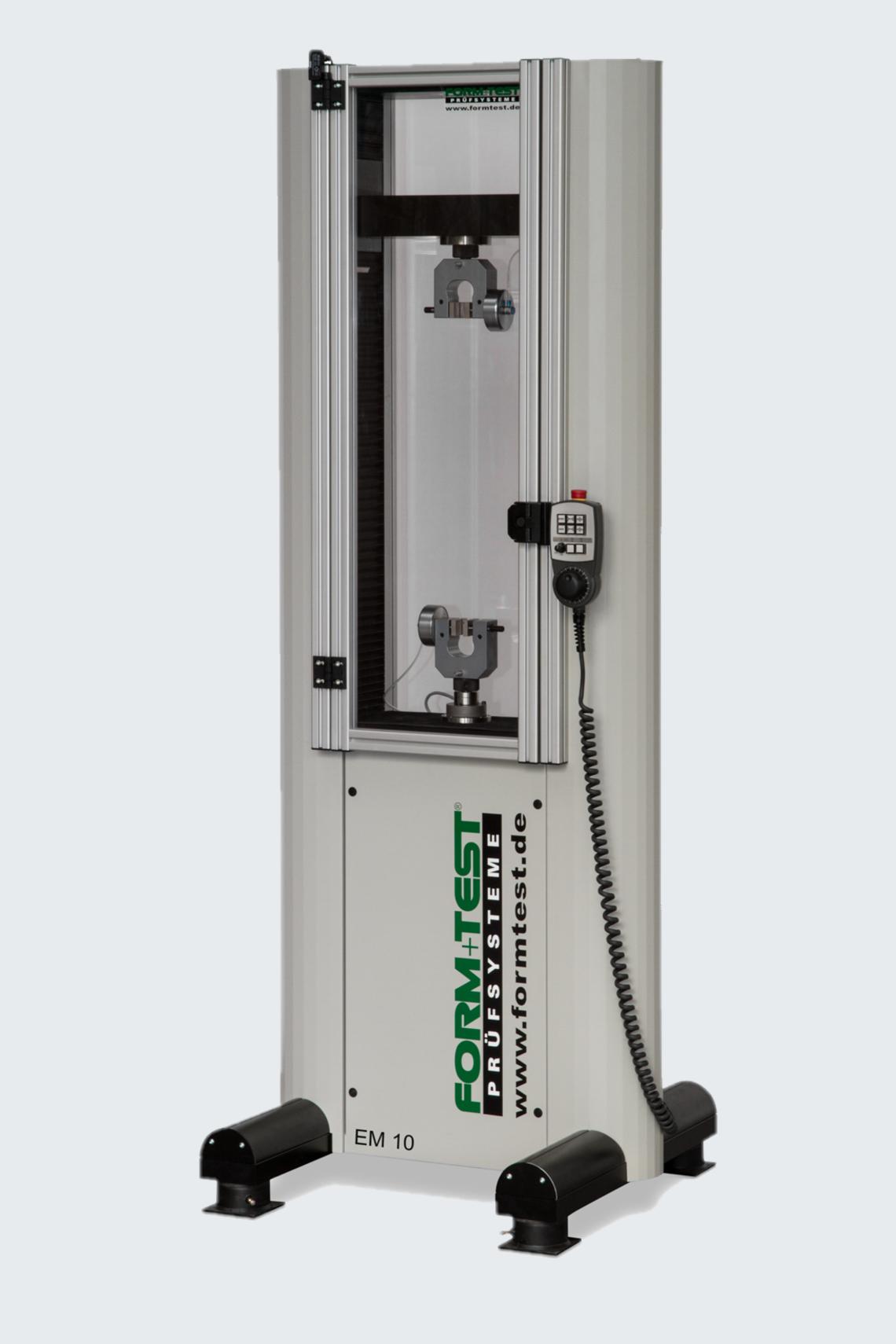 Elektromechanické zkušební lisy pro zkoušky tahem, tlakem a ohybem - výroba