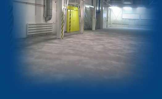 Průmyslové podlahy betonové