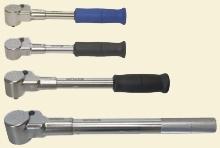 mechanické momentové klíče s prokluzem