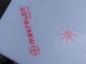 Prosvětlovací desky z Makrolonu