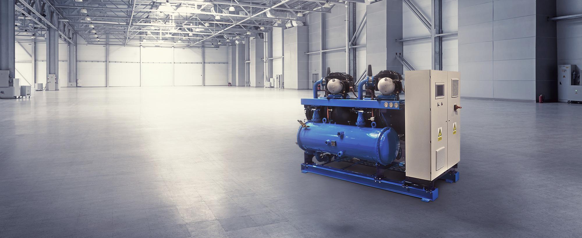 Průmyslové chladírenské technologie se špičkovými technickými i hygienickými parametry