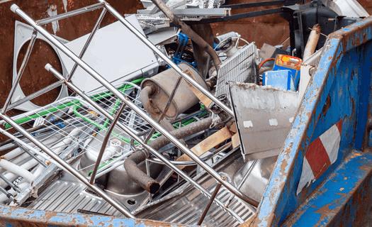 Výkup a třídění druhotných surovin Holice