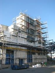 Stavební mechanizace, půjčovna lešení Břeclav, Jižní Morava