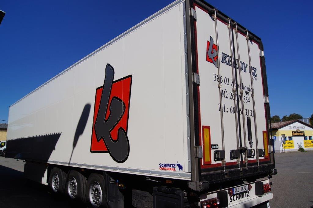 Doprava zboží po západní Evropě rychle a spolehlivě, Kendy CZ spol. s r.o.