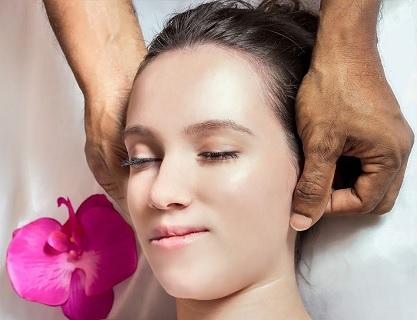 ajurvédská masáž obličeje Zlín