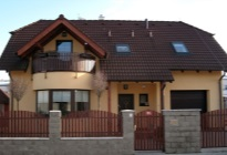 STAVITELSTVÍ KROUTIL s.r.o., Úvaly, výstavba rodinných domů na klíč