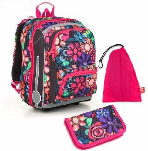 Eshop školní batohy, aktovky, brašny, školní sety pro prvňáčky - prodej zn. Topgal, Bagmaster, Emipo, Hama