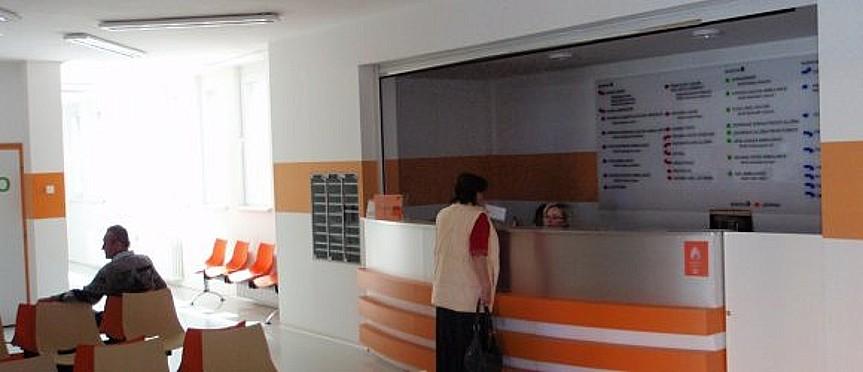 Zdravotnické zařízení Bor, poliklinika, ambulance, lékařské ordinace