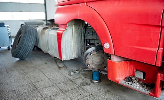 Zajištění profesionálního servisu nejen nákladních vozidel