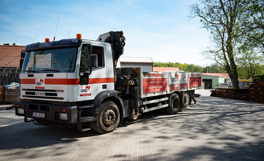 Údržba nákladních vozidel Moravský Krumlov