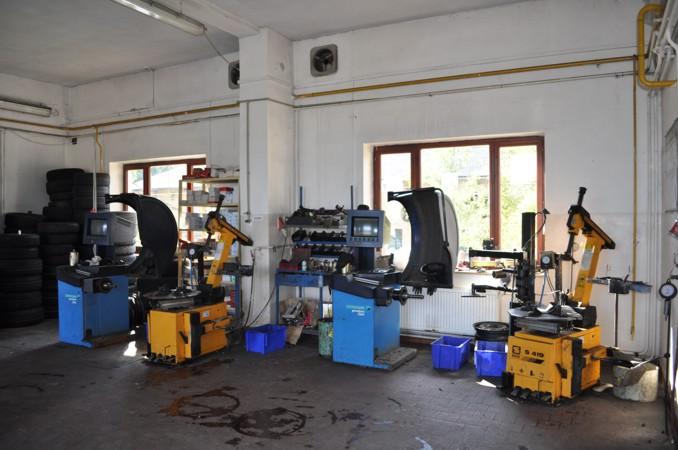 výměna pneumatik Šumperk
