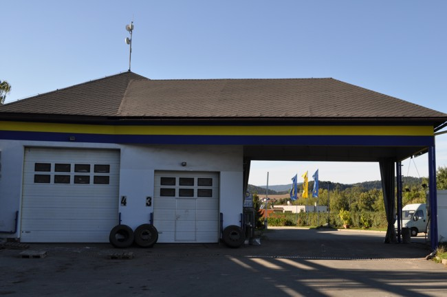 prodej levné pneu a kola Šumperk