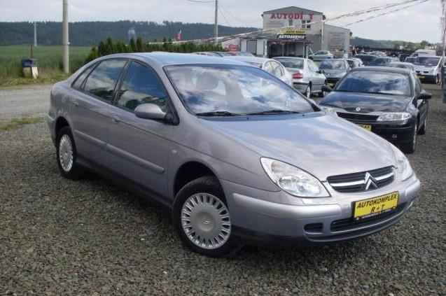 Autobazar, autovrakoviště Citroën, Peugeot, Renault, Opava