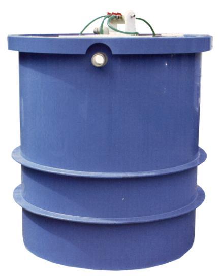 Čistírny, čističky odpadních vod, ČOV Uh. Hradiště