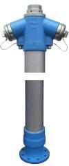 Podzemní a nadzemní hydranty Uherské Hradiště