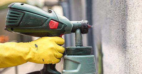 Stříkací zařízení pro průmysl, stavebnictví, malířské práce
