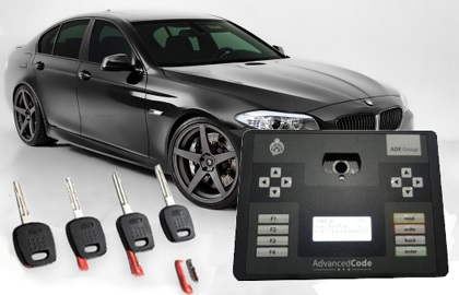 Výroba klíčů, autoklíčů s immobilizérem, motoklíčů, čipování autoklíčů