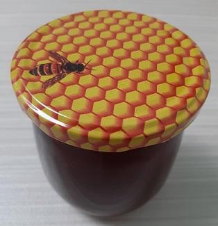 Dárkové balení medu - med pro zaměstnance firmy, obchodní partnery