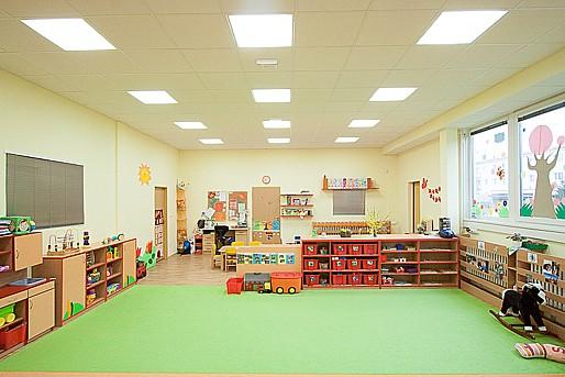 Mateřská škola s nadstandardní péčí a důrazem na rozvoj osobnosti dětí