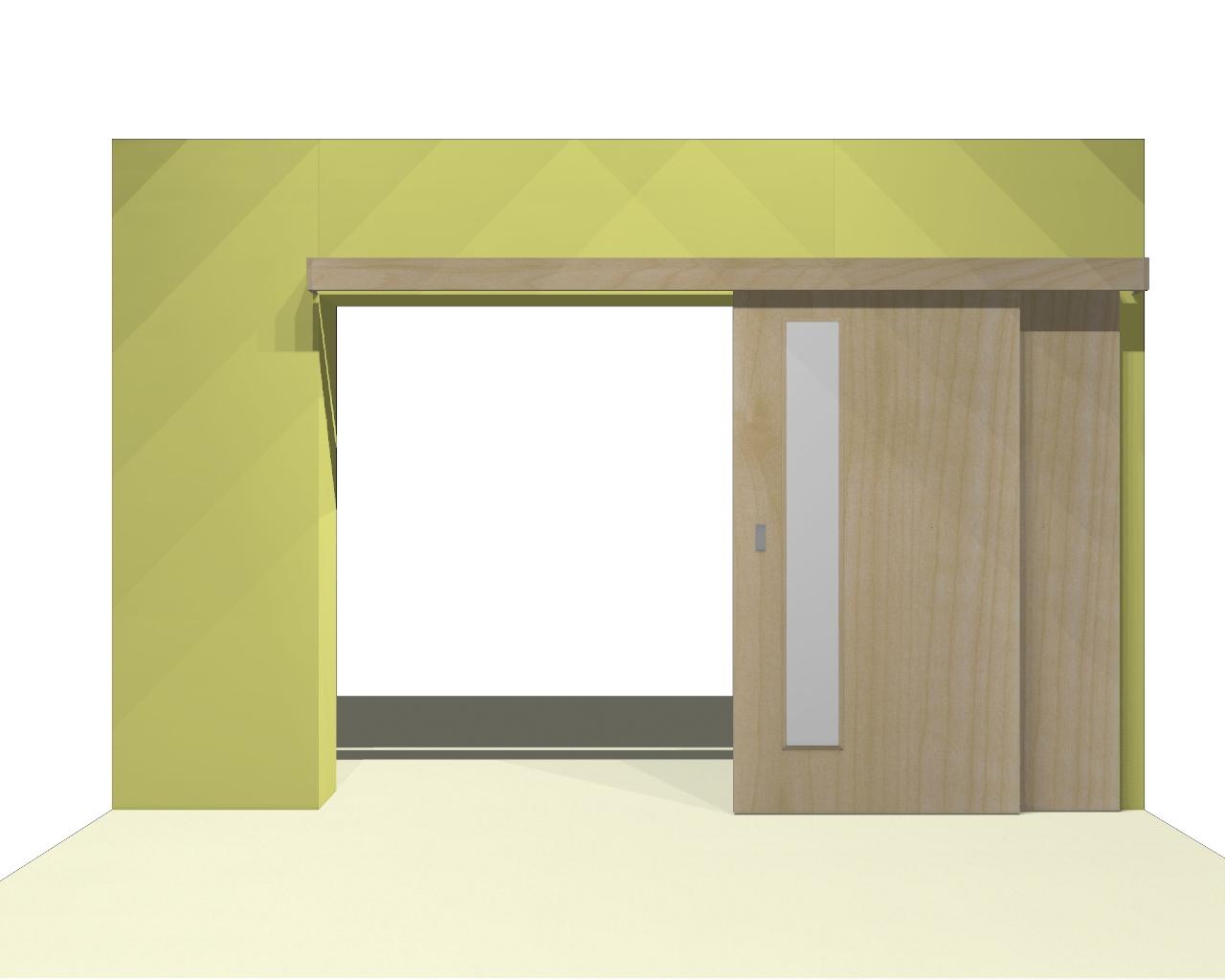 Výroba, prodej levných posuvných dveří