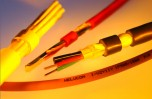 Datová, síťová a sběrnicová technika, optické kabely, měřící technika Slaný