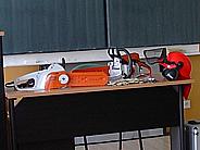 Vzdělávací středisko Horizont – Jan Šlegr, Rakovník, jednorázové a opakované kurzy pro obsluhu motorové pily
