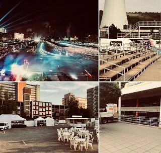 Kulturní akce na klíč - kompletní realizace městských akcí, festivalů včetně cateringu, zapůjčení techniky