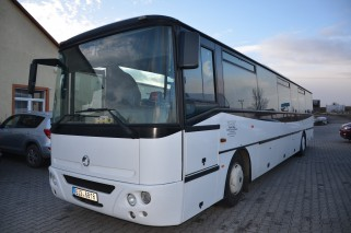 Autobusová doprava, zájezdy Kralice nad Oslavou