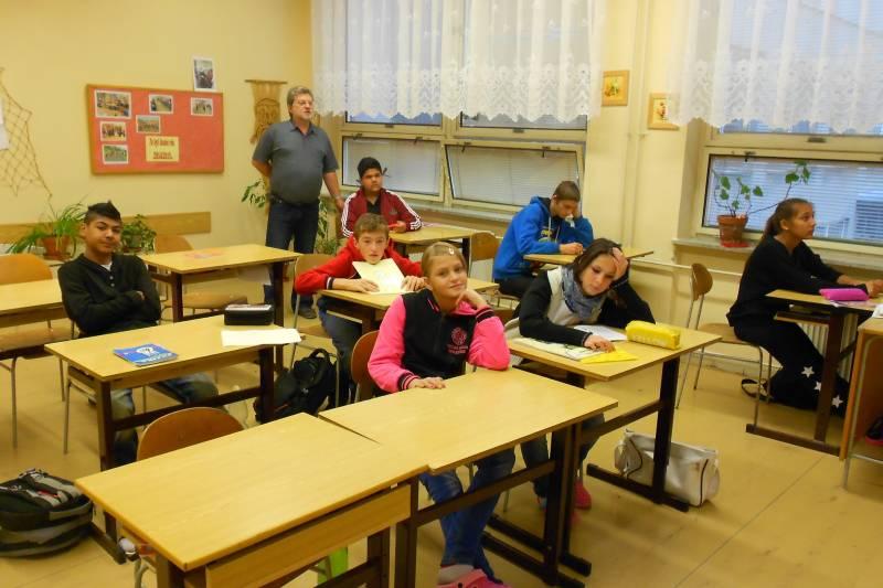 Základní škola rodinného typu v Novém Jičíně se specializací na žáky s mentálním postižením