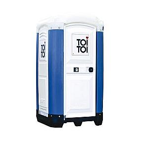 TOI TOI, sanitární systémy, Slaný, poskytování mobilního WC