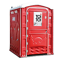 TOI TOI, sanitární systémy, mobilní toalety s umyvadlem, přebalovacím pultem
