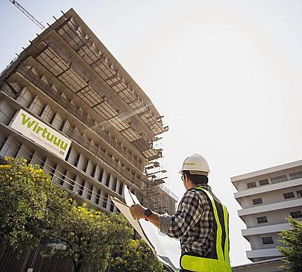 Stavební činnost, bytová výstavba, stavby občanské vybavenosti