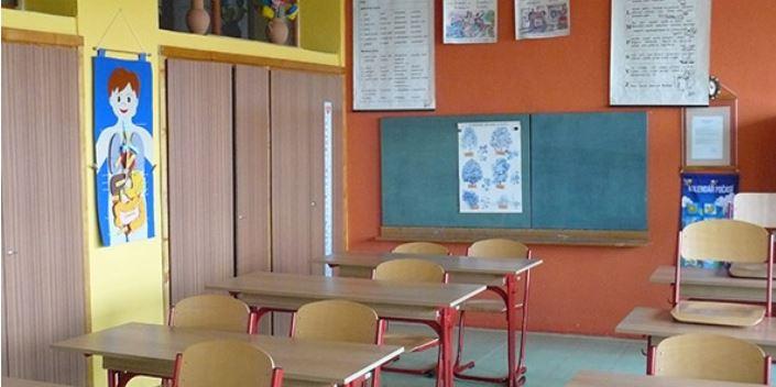 Základní škola se školní družinou, jídelnou i tělocvičnou, Halže