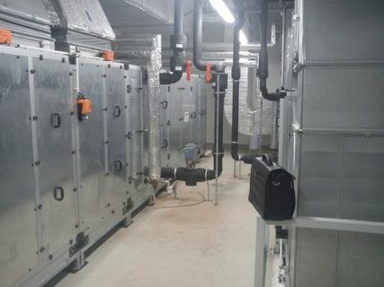 Výroba vzduchotechnických prvků a potrubí Pardubice
