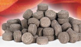 Správná aplikace pomalu rozpustných tabletovaných hnojiv