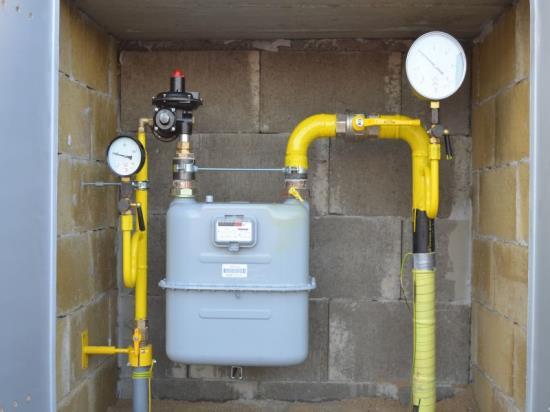 Domovní plynovody - montáž, servis