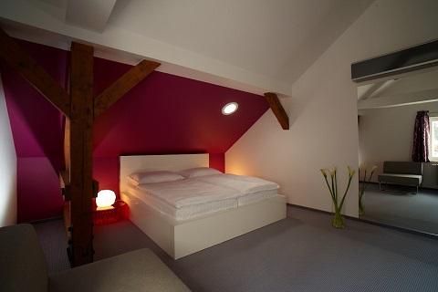 Rekreační pobyt v 4* apartmánech ve vile Eugen v Karlové Studánce, Jeseníky