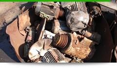 Výkup kovošrotu, recyklace, svoz a likvidace odpadů