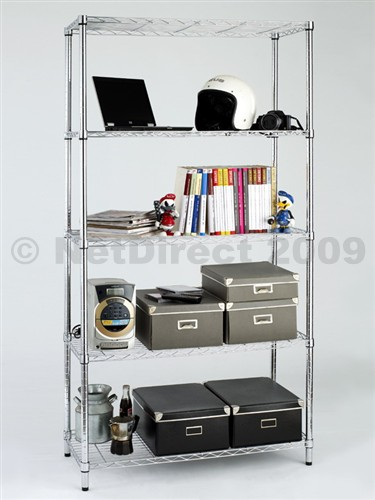 E-shop, prodej kovové, drátěné, dřevěné regály, dílenský nábytek