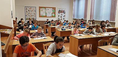 Základní škola Sokolov, Švabinského 1702, technicko-přírodovědné vzdělávání ve specializovaných třídách
