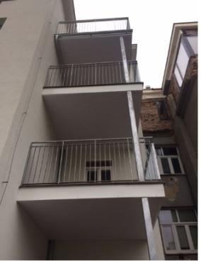 Opravy a rekonstrukce balkonů i lodžií
