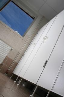 Sanitární příčky pro WC kabiny