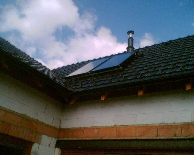 Montáže solárních systémů, solární vytápění Uherské Hradiště