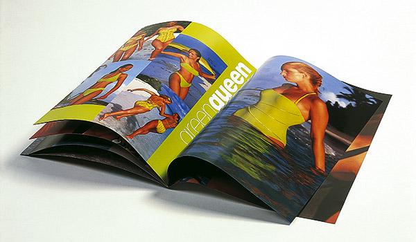 Tisk letáků, katalogů, ofsetový, velkoplošný digitální tisk